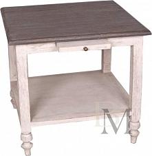 Uroczy, zdobiony stolik z w...