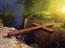 Krzyż mostem