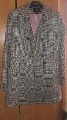 Sprzedam płaszczyk z H&M, rozmiar 36.