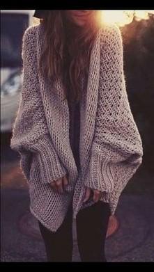Sezon na sweterki rozpoczęt...