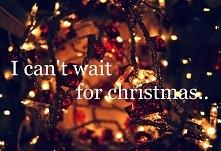 nie mogę się doczekać świąt!!