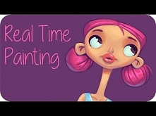 Real Time Painting | Photoshop Tutorial