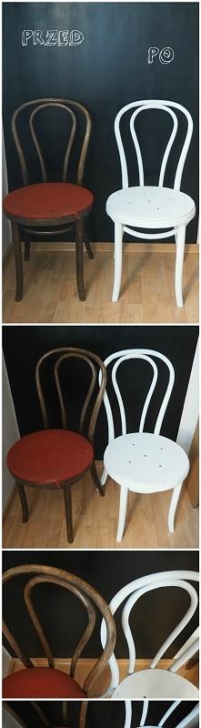 Drugie życie starego krzesł...