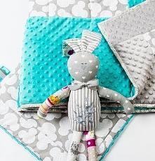 patchworkowy króliczek