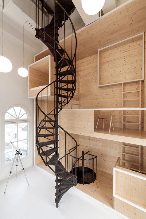 Jak Wam się podobają takie schody?;>