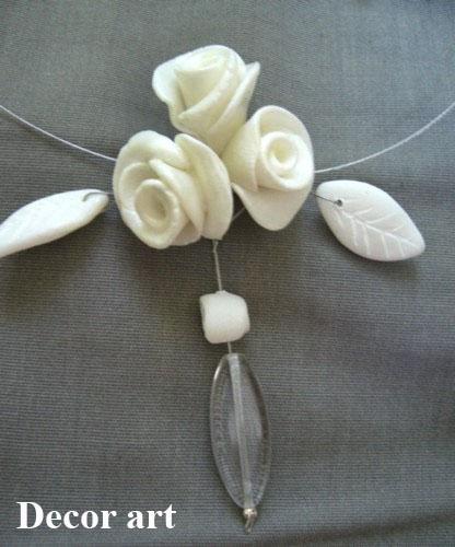 biżuteria ślubna na zamówienie Pani Magdy