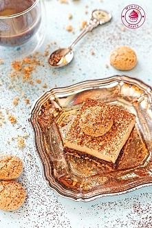 Kawowy sernik na zimno - Wypieki Beaty