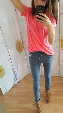 T-shirt one size cena 40 zl