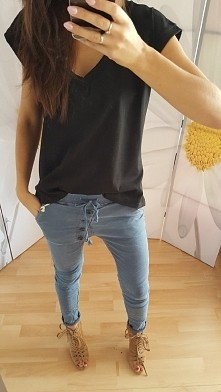 T-shirt one size cena 45 zl