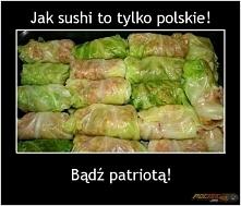 Polskie sushi ;) pocisk.org