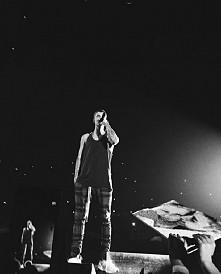 jestem pewna, że Justin dedykował ten koncert Avalannie <333