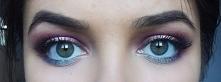 mój makijaż :)