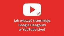 Zobacz w jaki sposób włączyć transmisję online (np. webinar) Google Hangouts ...