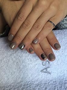 #paznokcie#żelowe#na#naturalnej#płytce :)