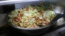 kebab gyros mojej roboty :) wyśmienity!  <3