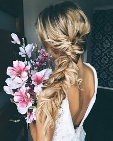 pomysł na fryzurę ślubną