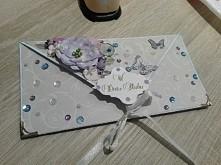 Kartka kopertowa na ślub:)