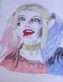 Moje wykonanie Harley Quinn