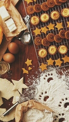 Kto z Was lubi ciastka korzenne?