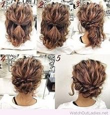 fryzura na każdą okazję