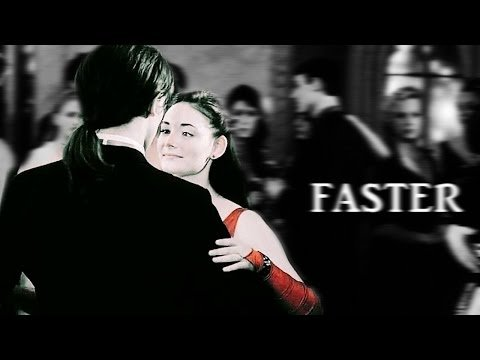 Gwen&Gideon ►Rubinrot► Faster