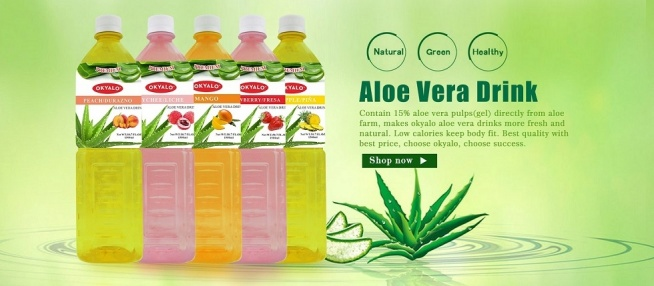 Fresh aloe drink is surely exactly what you need. There are more and more people who get due to the fact that they are soft, easy to drink, they taste amazing and they are also very beneficial for your body.