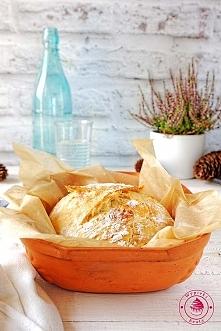 Chleb bez zagniatania - Wypieki Beaty