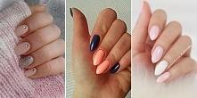12 inspiracji na delikatne paznokcie