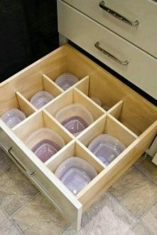 Jak mieć porządek w szufladzie :)