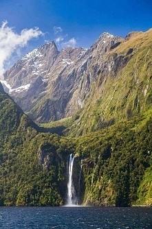 Zatoka Milforda, Nowa Zelandia
