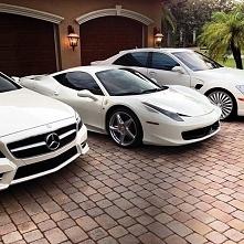 Białe auta ♥
