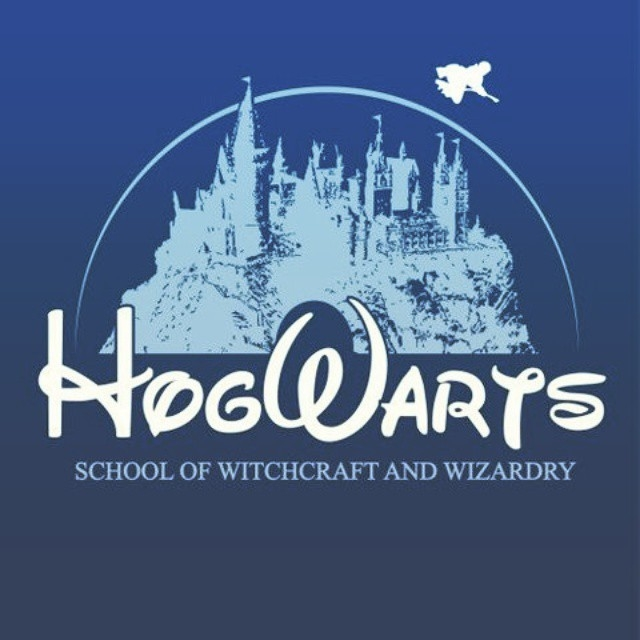 Hogwarts is my home ! ^^