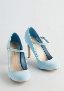 Niebieski buciki