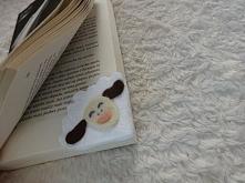 Zakładka do książki owieczk...