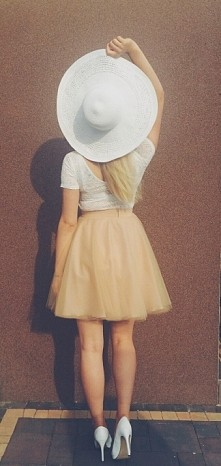 ❤❤❤ Piękna spódniczka tiulo...