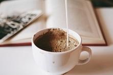 Kawa z rana jak śmietana :>