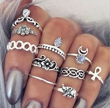 pierścionki ;*
