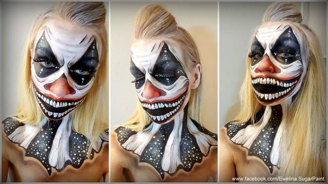 I'm a freak ! Kto lubi klauny ?!