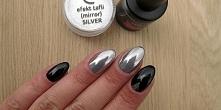 Srebrny Efekt Tafli/Lustra ...