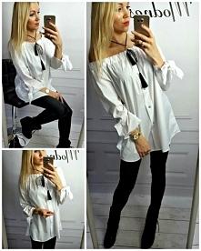 Białe koszule Heve