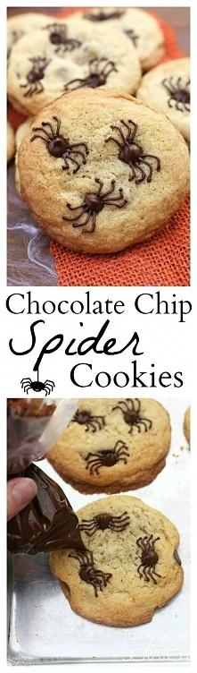 Pomysł na halloweenowe ciasteczka ♥ ✿⊱╮