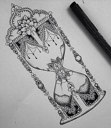 może być nawet jako tatuaż