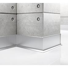 Aluminiowa nowoczesna listwa przypodłogowa LP80 Creativa. Doskonale sprawdza się w towarzystwie betonu architektonicznego i surowych ścian. Ale często jest zestawiany poprostu w...