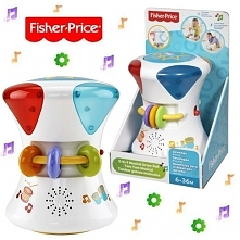 Bębenek Fisher Price - bard...