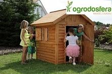 Domki drewniane dla dzieci: mogą osiągać dowolne rozmiary. W środku panuje optymalny mikroklimat. Bezpieczne i proste w montażu. Zapraszamy do sprawdzenia naszej oferty: