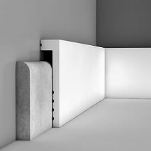 Orac Decor SX171 to nowoczesna listwa przypodłogowa do zakrycia starego cokoł...