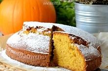 Ciasto dyniowe - przepis po kliknięciu na zdjęcie :)