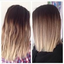 Wymarzone włosy OMBRE od LamaLamowska z 14 października - najlepsze stylizacje i ciuszki