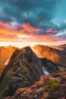 Senja, Norwegia