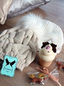 Tylko dzisiaj wszystkie czapki i szaliki Kamea -50% ✂✂✂  Obserwujcie nas na facebooku ➞ Olive.pl  Świętujcie z nami nasze 10 urodziny i bądźcie na bieżąco z promocjami ✂✂✂